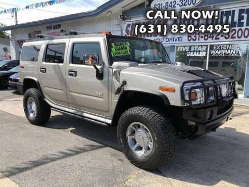 2003 HUMMER H2 4dr Wgn Crossover SUV for sale in Amityville, NY