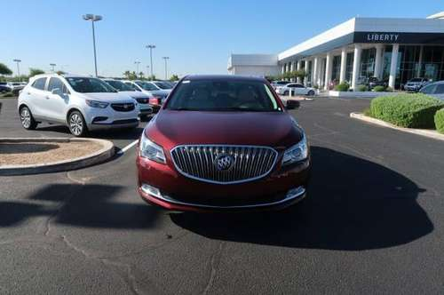 2015 Buick LaCrosse Leather - Ask About Our Special Pricing! for sale in Peoria, AZ