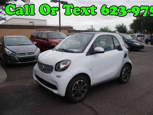 2016 Smart fortwo 2dr Cpe Passion BUY HERE PAY HERE for sale in Surprise, AZ