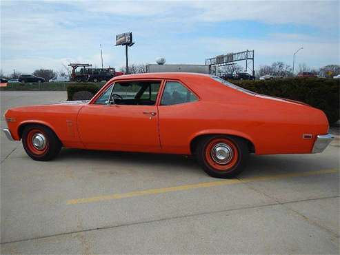 1969 Chevrolet Nova for sale in Burr Ridge, IL