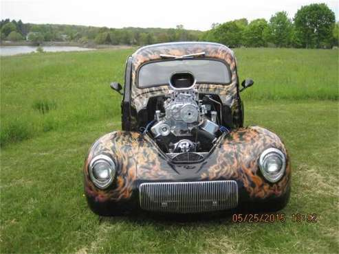 1941 Willys Coupe for sale in Cadillac, MI