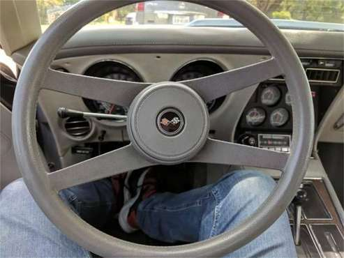 1976 Chevrolet Corvette for sale in Cadillac, MI