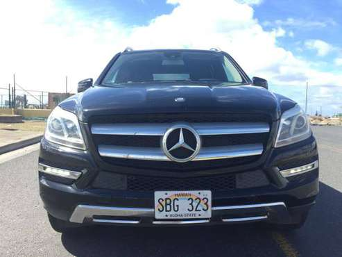 2013 Mercedes-Benz GL450-----Finacing AVAILABLE!! for sale in Honolulu, HI