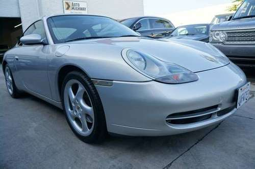1999 Porsche 911 Carrera Coupe 2D for sale in SUN VALLEY, CA