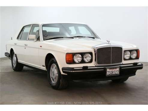 1989 Bentley Eight for sale in Beverly Hills, CA