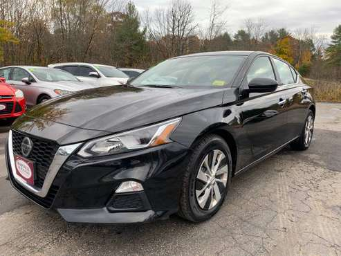 2019 NISSAN AlTIMA WE FINANCE ANYONE!!! - cars & trucks - by dealer... for sale in Topsham, ME