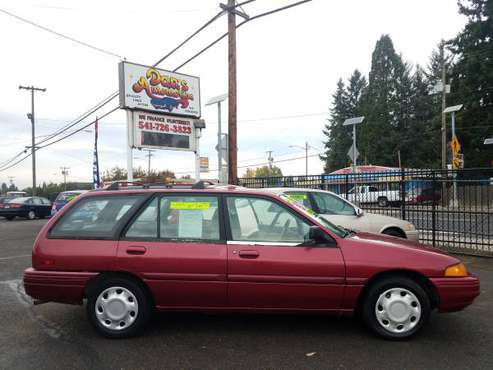 1998 Ford Escort LX Gas Saver Just Arrived on Trade for sale in Springfield, OR
