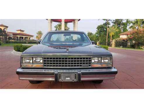 1985 GMC Caballero for sale in Conroe, TX