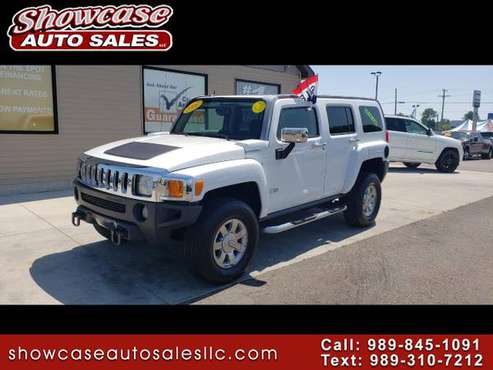 NICE!!! 2006 HUMMER H3 4dr 4WD SUV for sale in Chesaning, MI