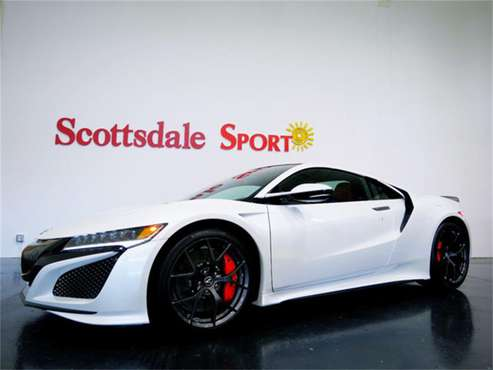 2018 Acura NSX for sale in Burlingame, CA