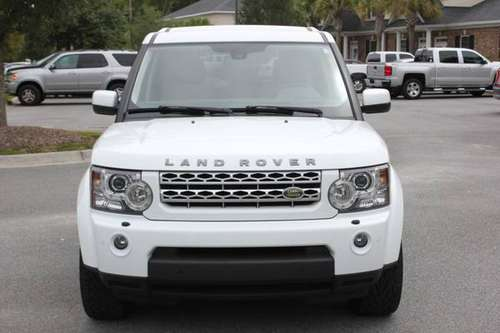 Land Rover LR4 HSE Luxury Package for sale in Savannah, GA