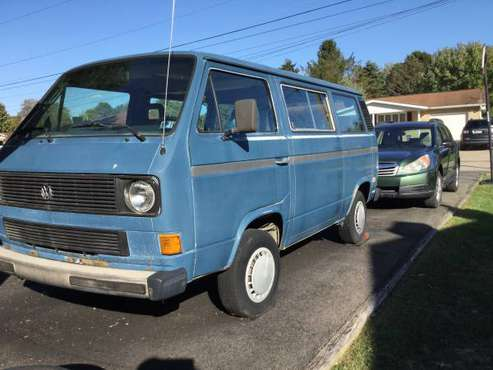 1985 VANAGON GL-READY FOR RESTORATION for sale in Perryopolis, PA