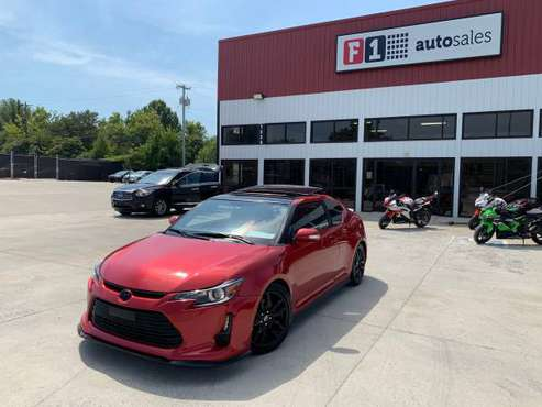 2016 SCION TC HATCHBACK COUPE 4D 4-Cyl 2.5 LITER for sale in Clarksville, TN