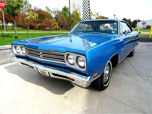 1969 Plymouth Satellite for sale in Hilton, NY