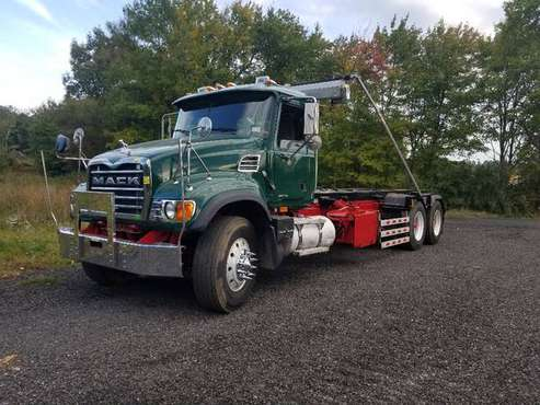 2007 MACK GRANITE CV713 ROLL OFF for sale in Dighton, MA