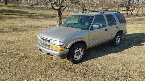 2002 Chevy Blazer LS 4WD with 4.3L V6. 163,000 Miles - cars & trucks... for sale in Bloomington, MN