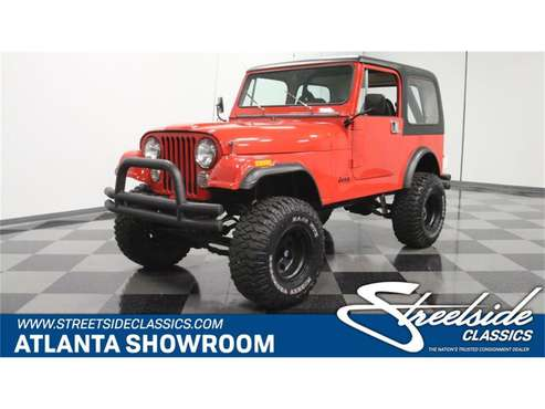 1985 Jeep CJ7 for sale in Lithia Springs, GA