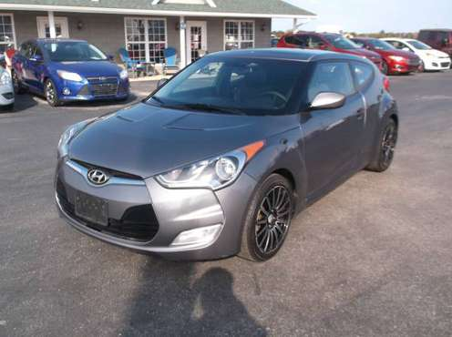 2012 HYUNDAI VELOSTER - cars & trucks - by dealer - vehicle... for sale in RED BUD, IL, MO
