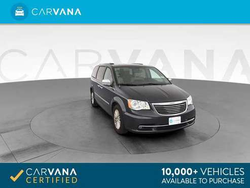 2014 Chrysler Town and Country Limited Minivan 4D mini-van Gray - for sale in Columbus, OH