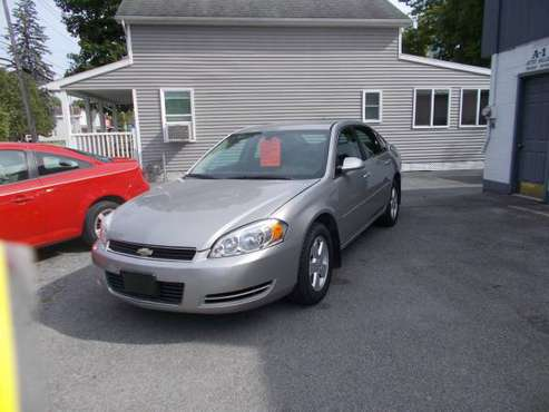 2007 Chevy Impala LT $4950 for sale in Hudson Falls, NY