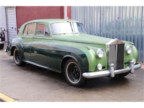 1960 Rolls-Royce Silver Cloud II for sale in Astoria, NY