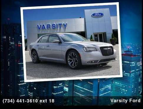 2016 Chrysler 300 300S ALLOY EDIT for sale in Ann Arbor, MI