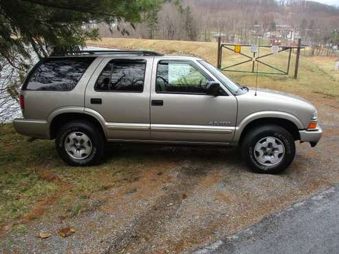 2004 Chevrolet Blazer for sale in Altoona, PA