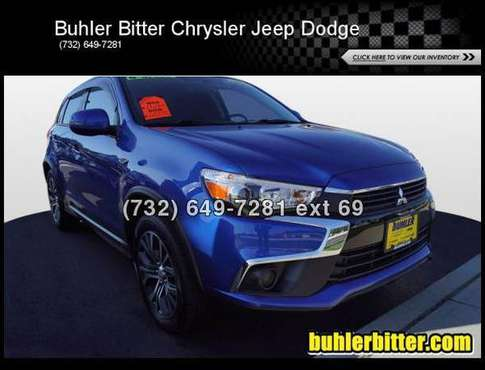2017 Mitsubishi Outlander Sport ES for sale in Hazlet, NJ