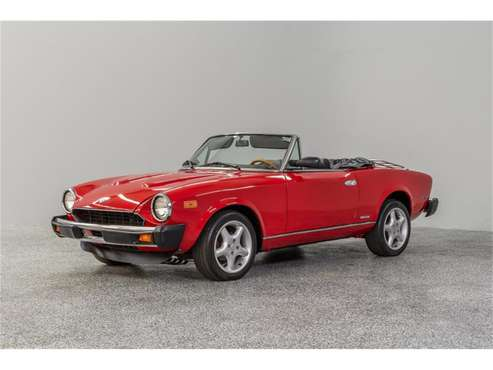 1983 Fiat Spider for sale in Concord, NC