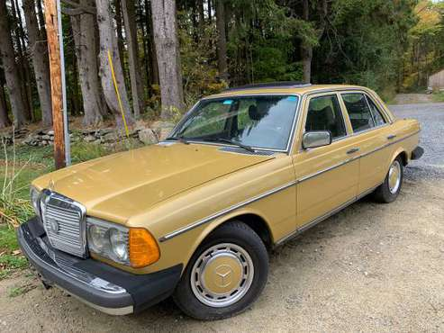 1979 Mercedes 300D for sale in Princeton, MA