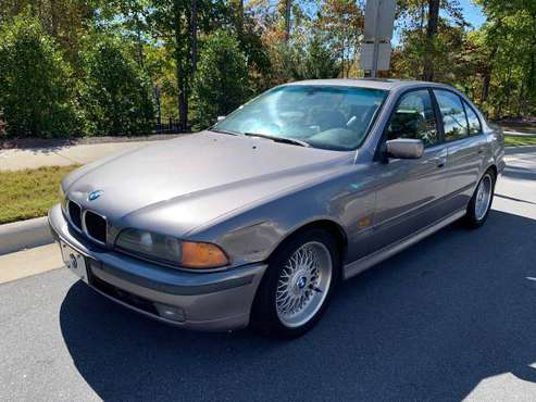 2000 BMW 528i for sale in Cary, NC