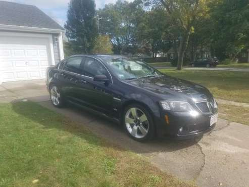 2009 Pontiac G8 GT - 400rwhp for sale in Buzzards Bay, MA
