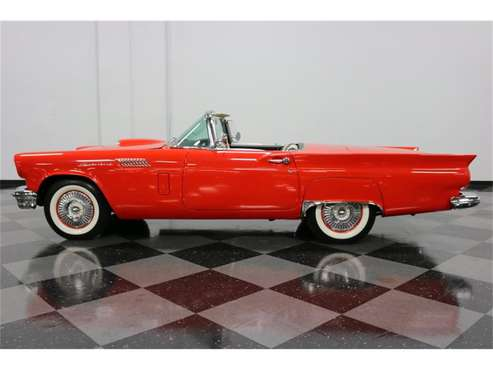 1957 Ford Thunderbird for sale in Ft Worth, TX