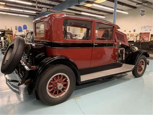 1927 Marmon Town Coupe for sale in Peoria, AZ