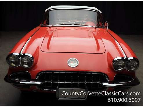 1958 Chevrolet Corvette for sale in West Chester, PA