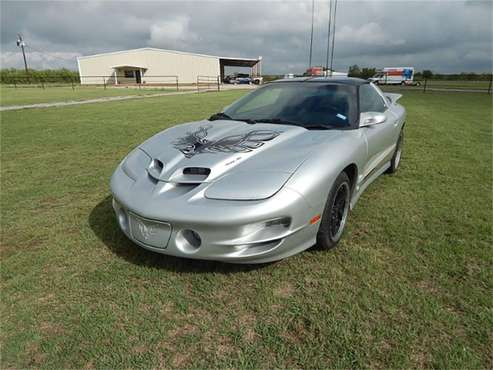 2002 Pontiac Firebird for sale in Wichita Falls, TX