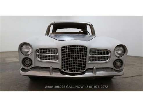 1958 Facel Vega Excellence for sale in Beverly Hills, CA
