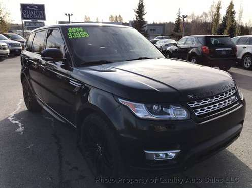 2014 Range Rover Sport*Heated Seats*Reverse Camera*Sunroof for sale in Anchorage, AK