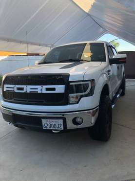 2011 Ford F-150 4X4 for sale in Moreno Valley, CA