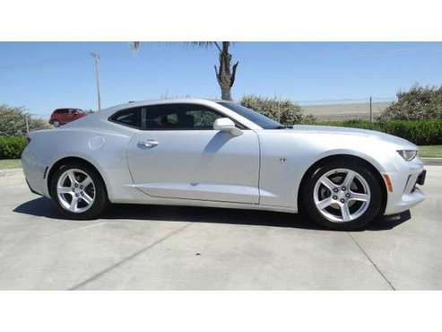 2018 Chevrolet Camaro 1LT - coupe for sale in Hanford, CA