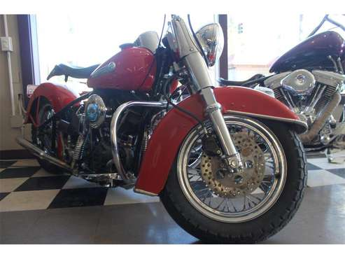 1950 Harley-Davidson Motorcycle for sale in Carnation, WA