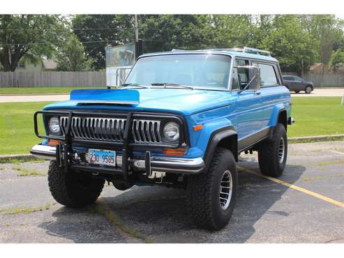 1978 Jeep Cherokee Chief for sale in Lake Zurich, IL