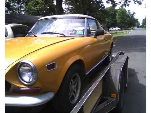 1971 Fiat 124 for sale in Cadillac, MI