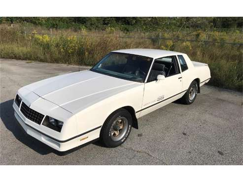 1984 Chevrolet Monte Carlo for sale in Harpers Ferry, WV