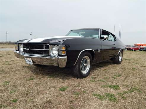 1971 Chevrolet Chevelle Malibu SS for sale in Wichita Falls, TX