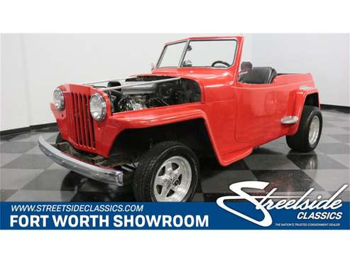 1948 Willys Jeepster for sale in Ft Worth, TX