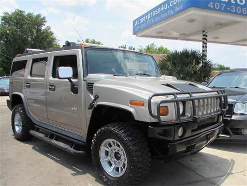 2003 Hummer H2 for sale in Orlando, FL