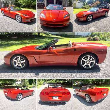 2006 Corvette with only 48,000 miles! for sale in Wolcott, CT