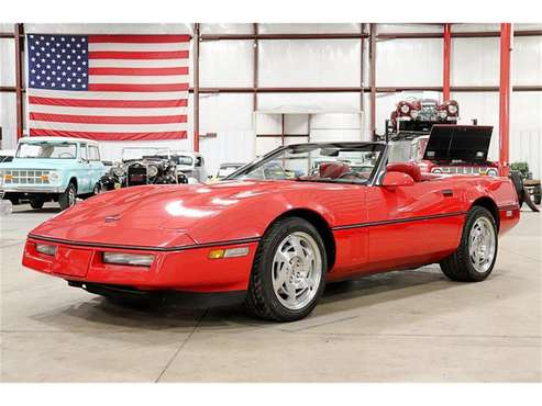 1990 Chevrolet Corvette for sale in Kentwood, MI
