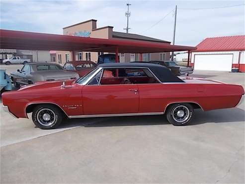 1964 Pontiac Grand Prix for sale in Skiatook, OK